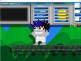 Spikey Anime Hair