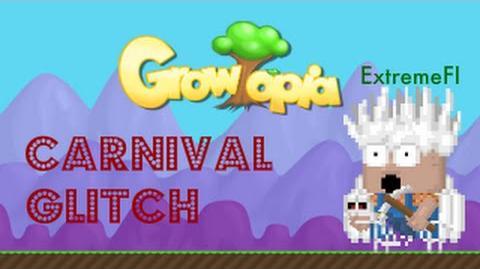 Growtopia Carnival Glitch