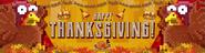 Thanksgiving Week 2020 Banner