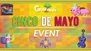 Growtopia Events - Cinco De Mayo - New Items
