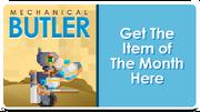 Feature Button - Mechanical Butler