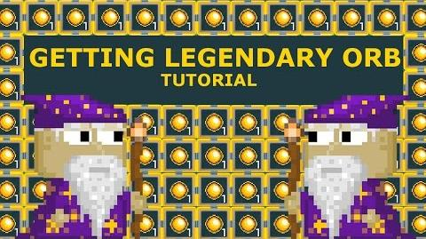 Growtopia- Getting Legendary Orb