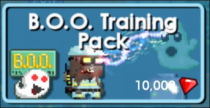 B.O.O. Training Pack