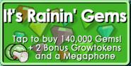 It's Rainin' Gems