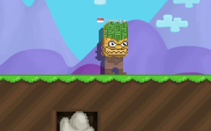 Pineapple Tiki Mask