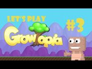 Let's Play GROWTOPIA! Ep.3 - @Lokster And Dr