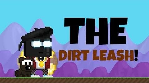 GrowTopia - Dirt Leash (adding effects)