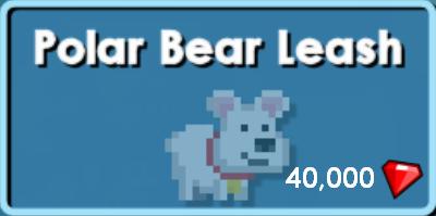 Polar Bear Leash