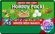 Holiday Pack 2020 C