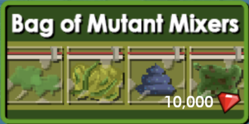 Bag of Mutant Mixers
