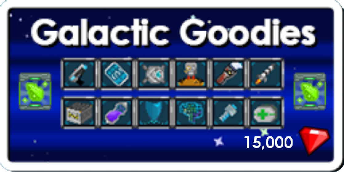 Galactic Goodies