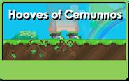 StoreButton - Hooves of Cernunnos