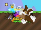 Rocket-Powered Warhammer