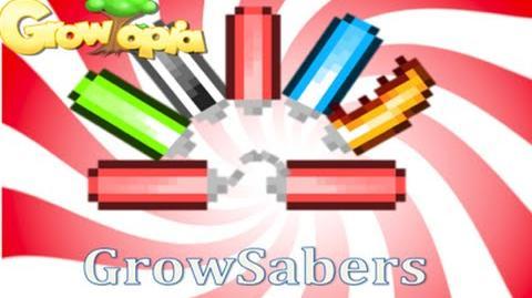 Growtopia - GrowSabers