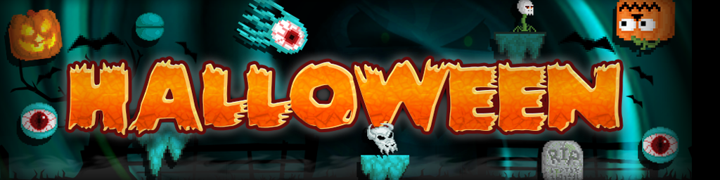 Growtopia New Halloween Items 2020 Halloween Week/2018 | Growtopia Wiki | Fandom