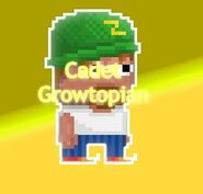 Cadet Growtopian
