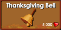 Thanksgiving Bell