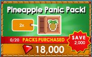 Pineapple Panic Pack