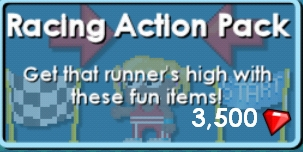 Racing Action Pack
