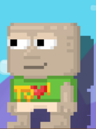 Picture of the Growtopia Fan Shirt