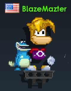 Rayman's Shoes