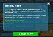 Holiday Pack 2020 C Desc