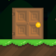 Door-block
