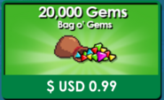 Bag Gems-New