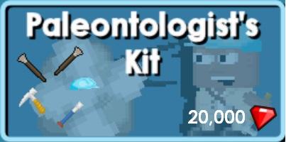 Paleontologist's Kit