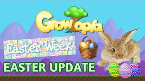 Growtopia Easter Update
