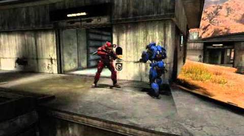 Combattimento fra tizii con Armor Lock