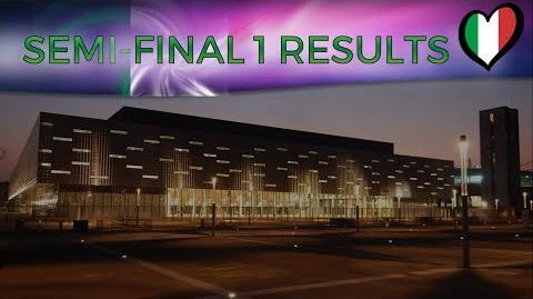 Grandvision Song Contest 5 Semi Final 1 Results