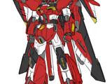 ZGMF-YX29R Knight Saviour Gundam