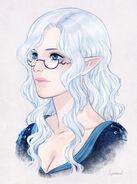 Issalya portrait
