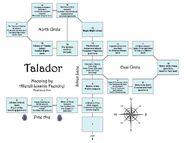 Talador Festival Map