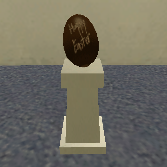 Easter Egg Room