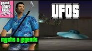 UFOs - GTA Vice City Myths and Legends