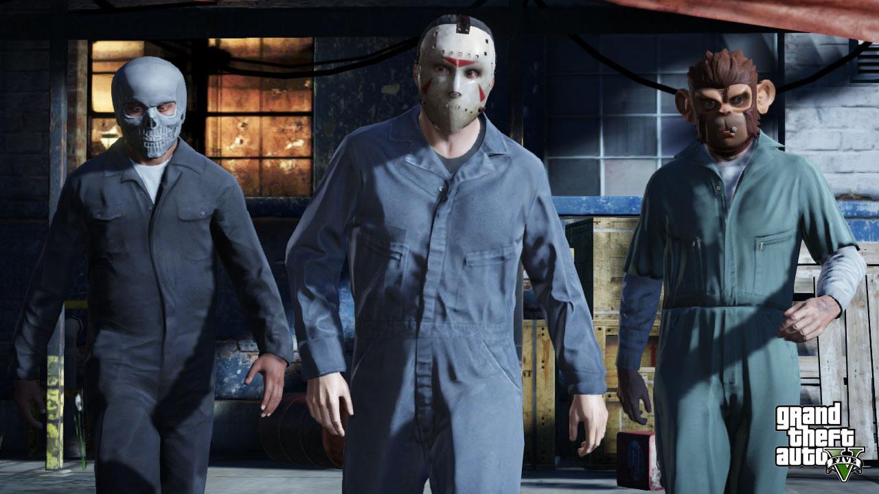 Jason Voorhees (GTA V)
