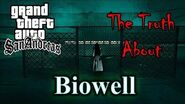 GTA San Andreas - The Truth About The Town Of Montgomery-Truth About The Biowell