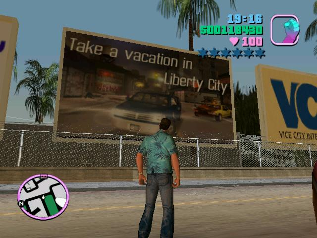 Liberty City Easter Egg