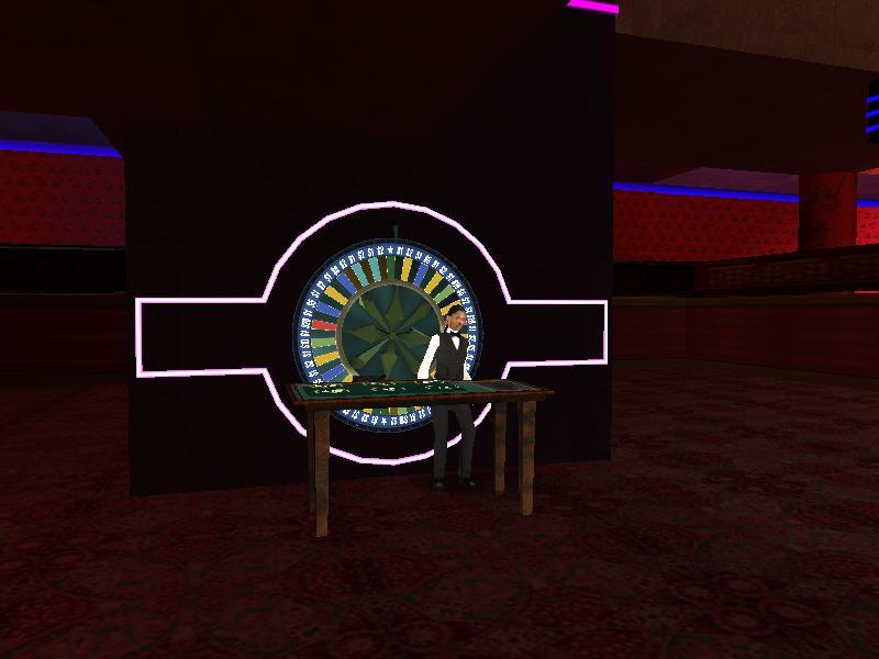 Casino Poltergeist
