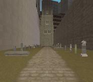 Liberty City Graveyard - GTA III