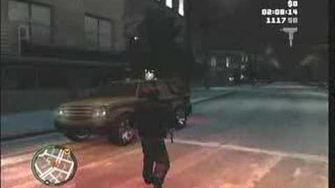 Ghost Cars (GTA IV)
