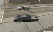 Unknown Guy Grove Street Attack
