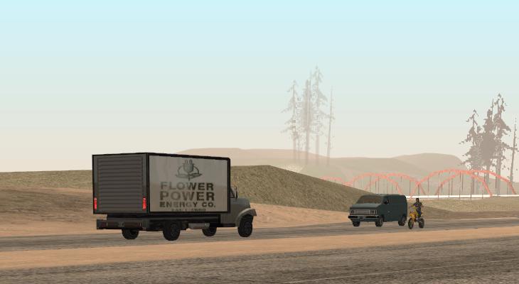 Reversing Vehicles