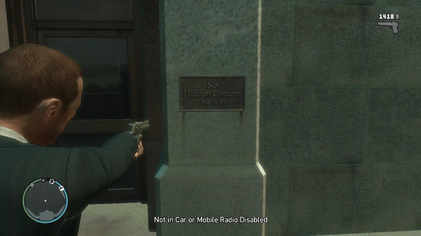 Signs (GTA IV)