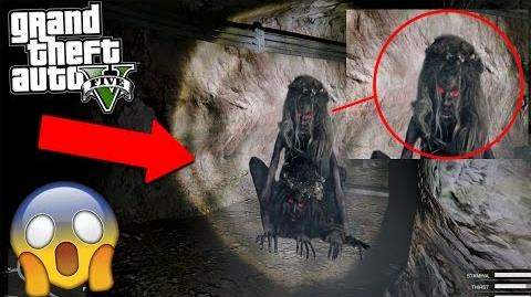 GTA_5_WOLF_GIRL_We_Found_Her!_😱_(Scary)