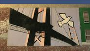 Gant Bridge Mural