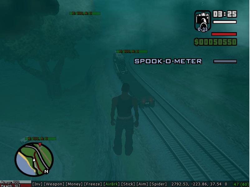 Ghost Train (GTA San Andreas)