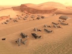 Airplane Wrecks (GTA SA)